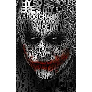 Buy Dark Knight Joker Quote On Fine Art Paper Hd Quality Wallpaper