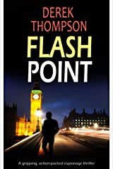 FLASHPOINT a gripping action-packed espionage thriller Kindle Edition