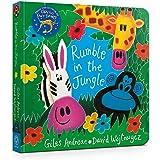 Rumble in the Jungle Board Book