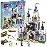 LEGO Disney Princess Cinderella's Dream Castle Building Blocks for Girls 5 to 12 Years (585 Pcs) 41154