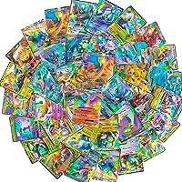 50 pcs Carte Pokemon , Aucun Cartes à Collectionner en Double