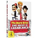 The Marx Bros. - Eine Nacht in Casablanca - Limited Mediabook-Edition (+ DVD) [Blu-ray]