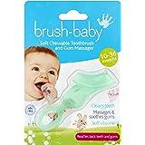 Brush Baby Brosse à dents à croquer (Sarcelle)