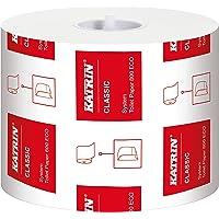 Katrin 103424 Classic System toilet Eco papier 100% recyclé, fibre (lot de 36)