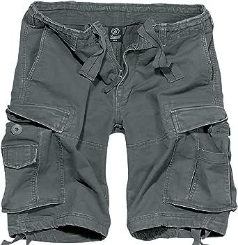 Brandit Unisex Adult Vintage Basic Shorts