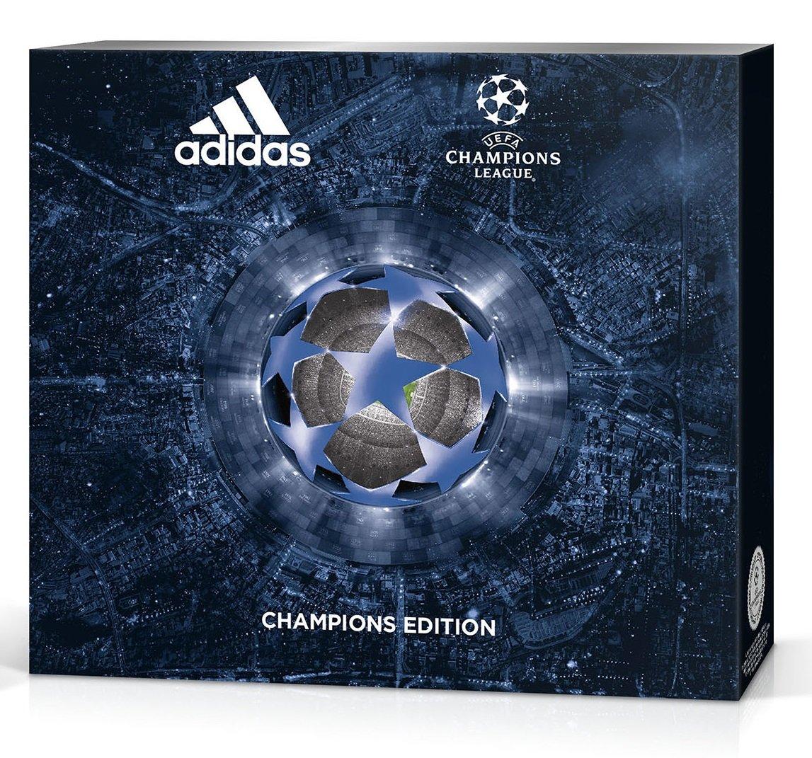 Adidas Coffret 3 Produits Uefa 4 Champions Edition Eau De Toilette