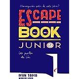 Escape Book Junior (Ocio y deportes): Las puertas de Lía (Libro interactivo)