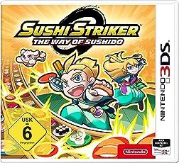 Sushi Striker: The Way of Sushido - [Nintendo 3DS]