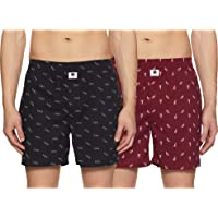Amazon Brand - Symbol Men Boxer Shorts