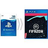 100€ PSN Card Credito per FIFA 20 - Ultimate Edition [Codice download per PSN - Account italiano] - Ultimate Edition Edition