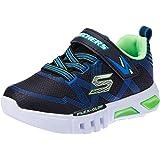 Skechers Flex-glow-90542l, Sneaker Bambino