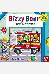 Bizzy Bear: Fire Rescue Board book