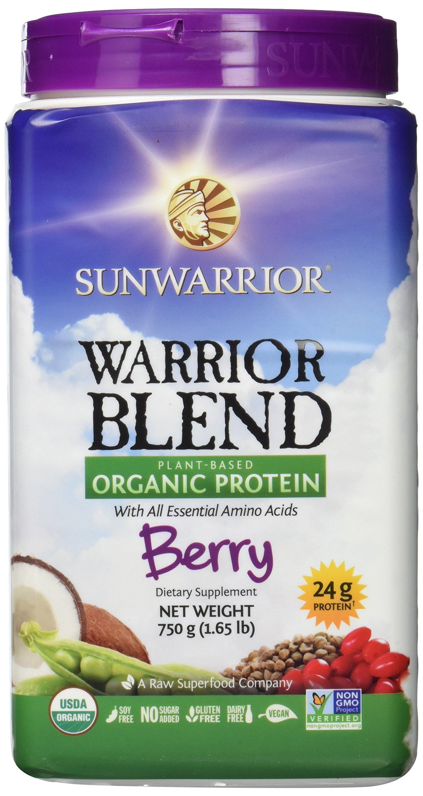 Sunwarrior Warrior Blend, 750 g