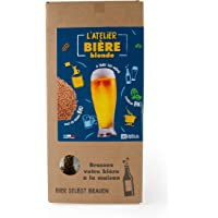 Coffret Brassage biere blonde 5L Malt bio à concasser
