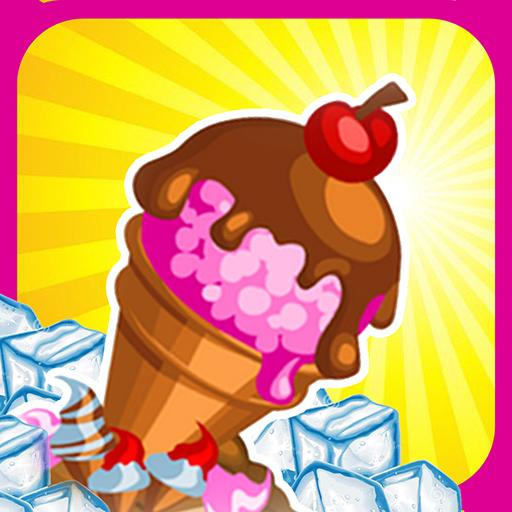 Fresko-Eiscreme-Spiel