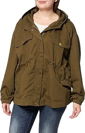 Urban Classics Jacke Ladies Oversized Parka Jacket Giacca Donna
