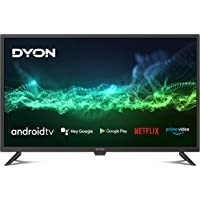 DYON Smart 32 AD 80 cm (32 Zoll) Fernseher (HD, HD Triple Tuner, Google Play Store, Google Assistant, Prime Video…
