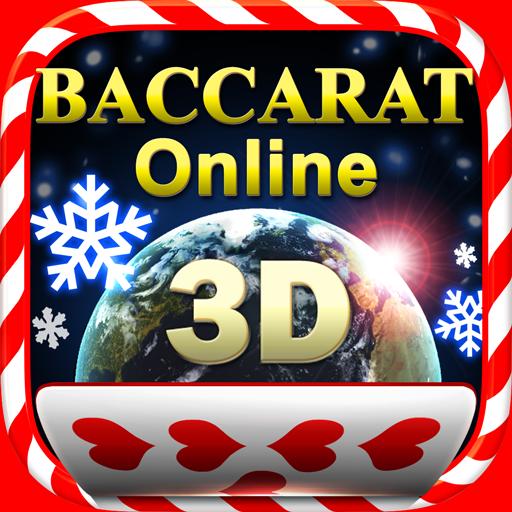 Baccarat Online 3D