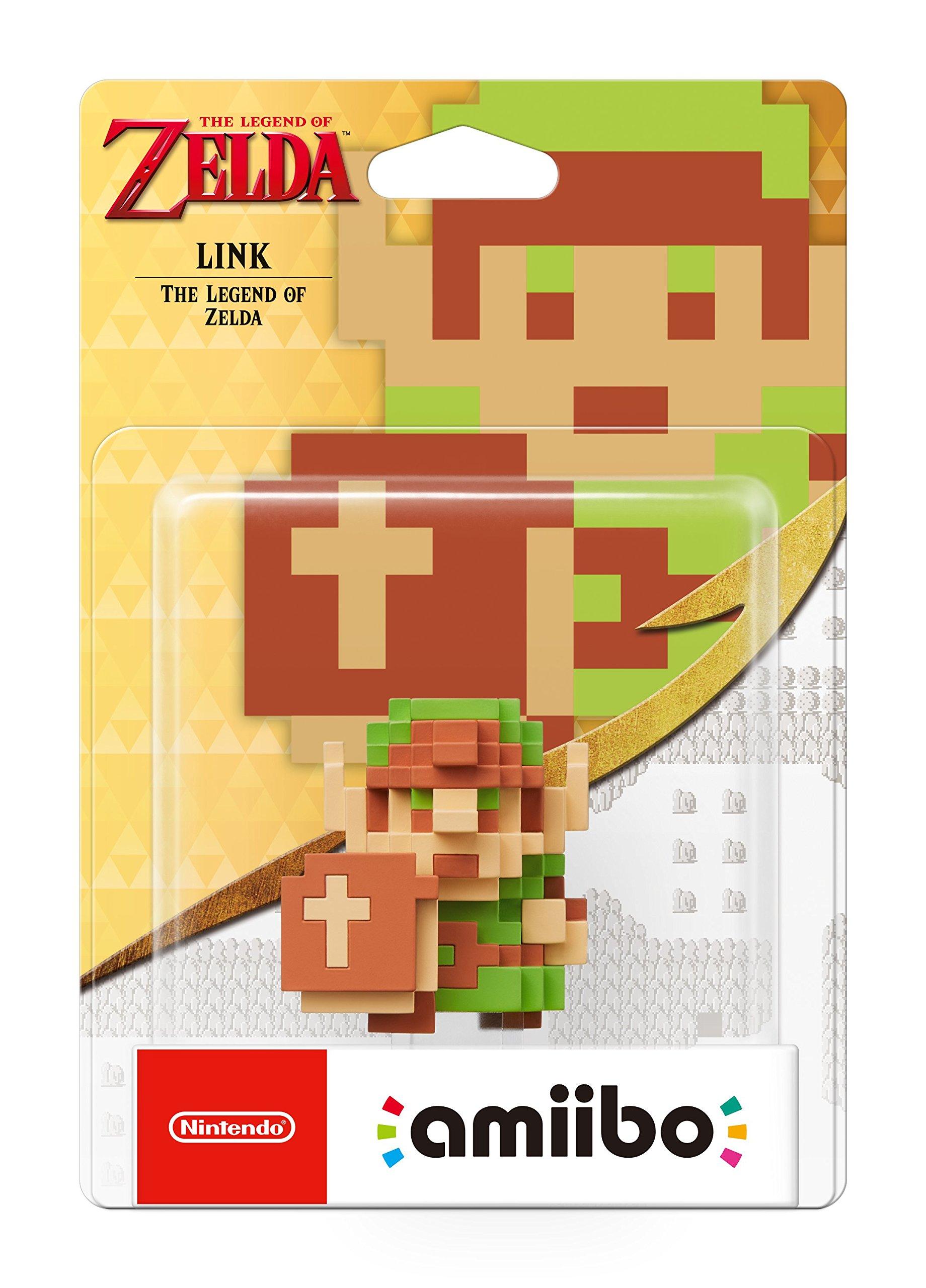 Nintendo – Figura Amiibo Serie Zelda