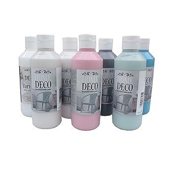 Vintage Farbe 250 Ml Für Holz Und Möbel   Pastell Farben Im Shabby Chic  Stil (sugar): Amazon.de: Küche U0026 Haushalt