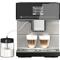 Miele CM 7550 CoffeePassion Kaffeevollautomat – OneTouch for Two, AromaticSystem, 10 Genießerprofile, DoubleShot…
