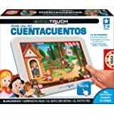 Educa Cuentos peliculas y tv Juego Educativo para Niños, multicolor (15746)