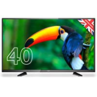 Cello ZBVD0204 40' inch Full HD LED TV and Freeview HD Made in the UK (New 2020…