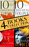 Average Mind | The Power of Nothing | 10 Principles To Beat Failure | 10 Principles To Love Yourself |: Box Set