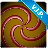 Hypnotische Süßigkeiten live Wallpaper
