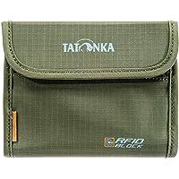 Tatonka Euro Wallet RFID B - Geldbörse mit TÜV-geprüftem RFID Blocker - Bietet Platz für 4 Kreditkarten - Mit…