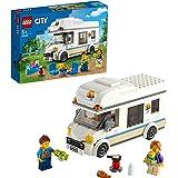 LEGO City Super Veicoli Camper delle Vacanze, Kit di Gioco con Camper, Giocattoli sulle Vacanze Estive per Bambini e Bambine