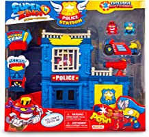 Superzings Estación de Policía Magic Box MBXPSZPP112IN00