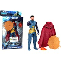 WOW Toys - Delivering Joys of Life|| Legend Series || Doctor Strange Action Figure|| 6 Inches || Pack of 1