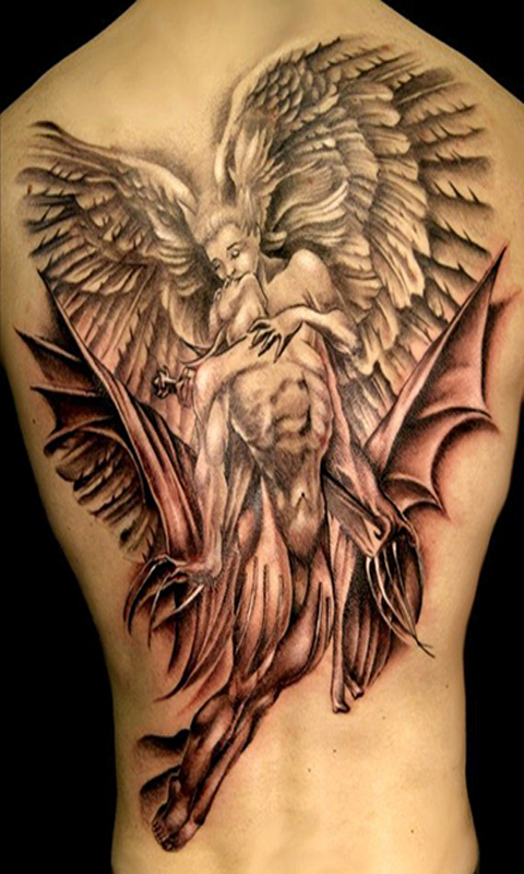 894882638 Tattoo Design Ideas On Back For Men Vol 2: Amazon.co.uk: Appstore ...