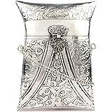 Trend Overseas Cell Phone Purse Brass Purse antique Ethnic clutch evening clutch shoulder handbag Small Crossbody Bag Bridal