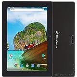 Simbans TangoTab 10 Zoll Tablet [3 Bonus Artikel] 2GB RAM 32GB Disk Android 7.0 Nougat, 10,1 Zoll IPS-Bildschirm, Quad Core, HDMI, 2 + 5 MP Kamera, GPS, WiFi, USB, Bluetooth PC Computer