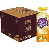 Snack A Jacks Rijstwafel Cheese, Doos 8 stuks x 120 g