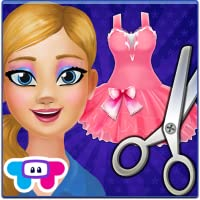 Design It! - Outfit Maker for Fashion Girls Makeover : Dress Up , Make Up and Tailor