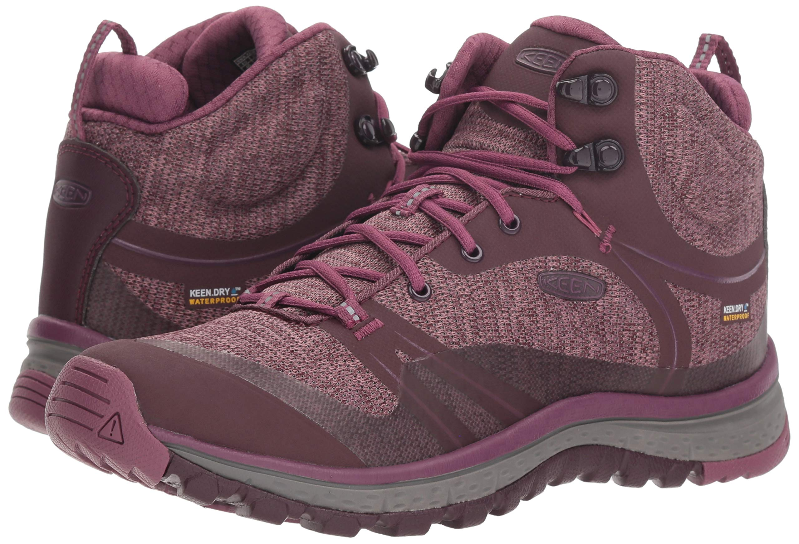 6126fb298d2 KEEN Women's Terradora Mid Wp High Rise Hiking Shoes - UKsportsOutdoors