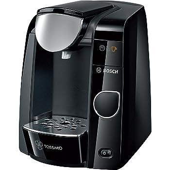 Bosch Tassimo Joy TAS4502GB Coffee Machine, 1300 Watt, 1.4 Litre - Black