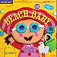 Indestructibles: Beach Baby [Idioma Inglés]: Chew Proof · Rip Proof · Nontoxic · 100% Washable (Book for Babies, Newborn Book