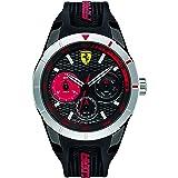 Ferrari Scuderia Redrev Mens Watch 0830254