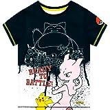 Pokèmon Camiseta de Manga Corta para niños Snorlax