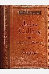 Jesus Calling: Enjoying Peace in His Presence (Jesus Calling (R)) Imitation Leather