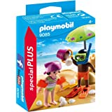 Playmobil Special Plus Children At The Beach, Multi-Colour, 9085