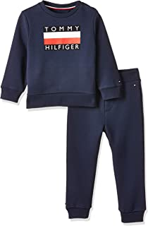 Tommy Hilfiger Unisex Baby Boy Tommy Polo S//S T-Shirt