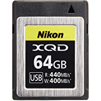 Nikon XQD Memory Card 64GB MC-XQ64G