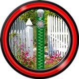 Zipper Lock Screen - Gärten