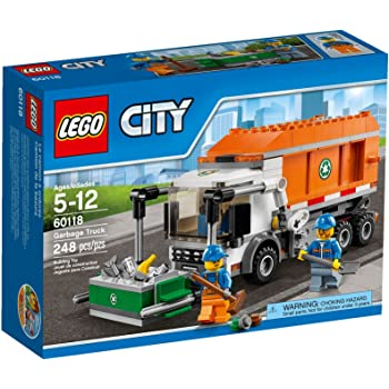 lego 60118 city jeu de construction le camion. Black Bedroom Furniture Sets. Home Design Ideas