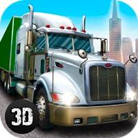 American Cargo Truck Simulator 3D